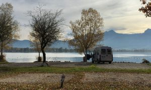 Camping Harras am Chiemsee