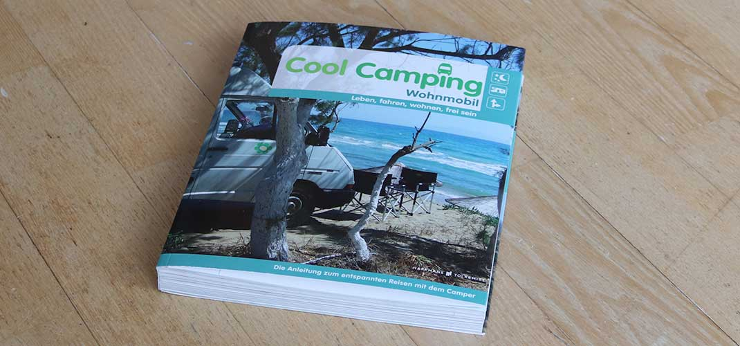 Buch Cool Camping Wohnmobil