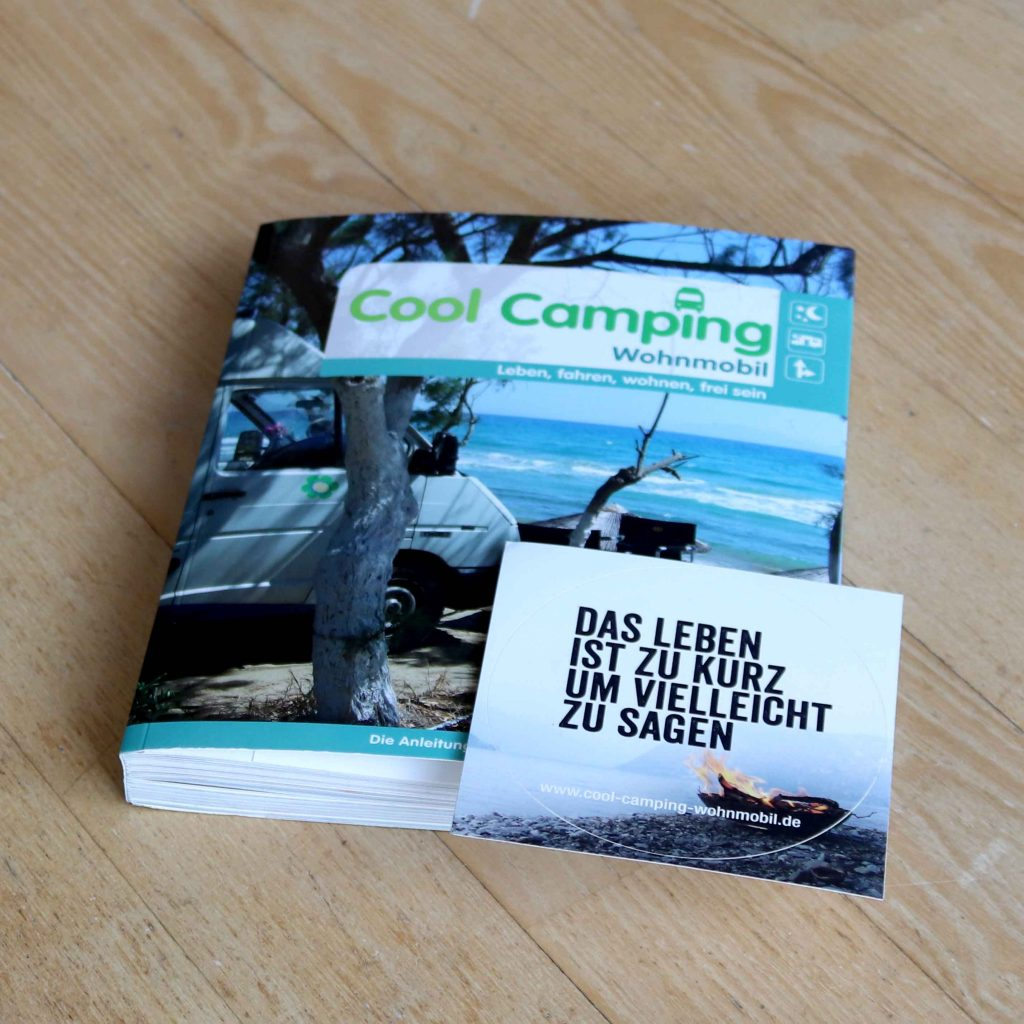 Cool Camping Wohnmobil Buch