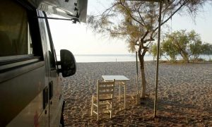 Camping Dias in Griechenland